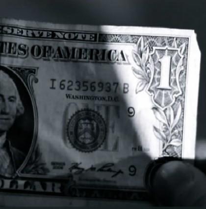 I need one dollar